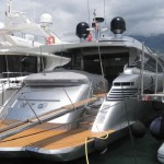 Budva - loď
