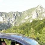Cesta Srbsko do Černé Hory