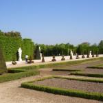 Versailles zahrady