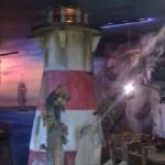 U piráta - maják
