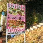Pizzeria Pink panter Sutomore