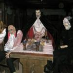 Draxmoor - strašidelný zámek