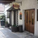 Restaurace U Bazalů Lechovice - vstup