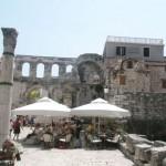 Split amfiteátr
