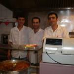 Kebab Paříž