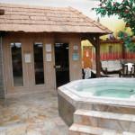 Aquapark Babylon - privátní sauna
