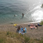 FKK Makarská - pláž