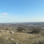 Výhled ze Svatého kopečku