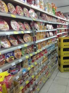 Taiwan nákupy