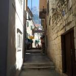 Makarska - uličky