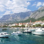 Makarska - přístav