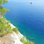 Nugal beach Makarska