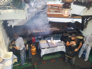 Restaurace Makarski Jadran - gril
