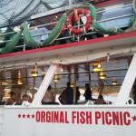 Restaurace Makarski Jadran - loď