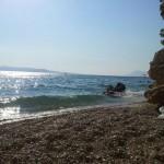 FKK Makarská - na pláži