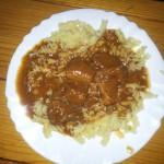 Konoba Decima Makarska - jídlo