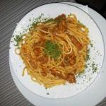 Pizzeria Papagai - špagety
