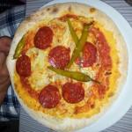 Pizzeria Papagai - pikantní pizza