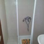 Apartmány Klára II - sprcha