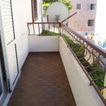 Apartmány Klára II - balkon