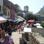 ulice Mostaru
