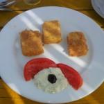 Restaurace Maestral Ada Bojana - smažák