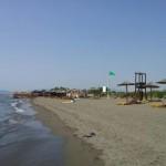 FKK kemp ADA BOJANA - pláž