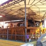 Grill plaža - posezení