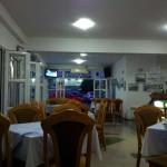 Restaurace Bella Vista Ulcinj - interiér