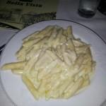 Restaurace Bella Vista Ulcinj - těstoviny