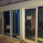 Restaurace VUK Sutomore - interiér